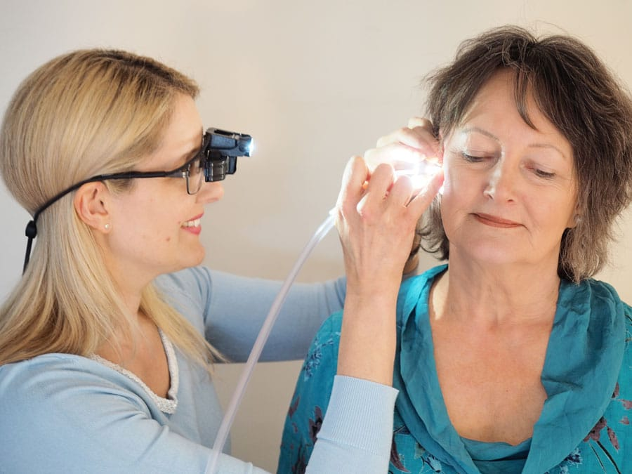 Earworx Professional Earwax Removal Procedure