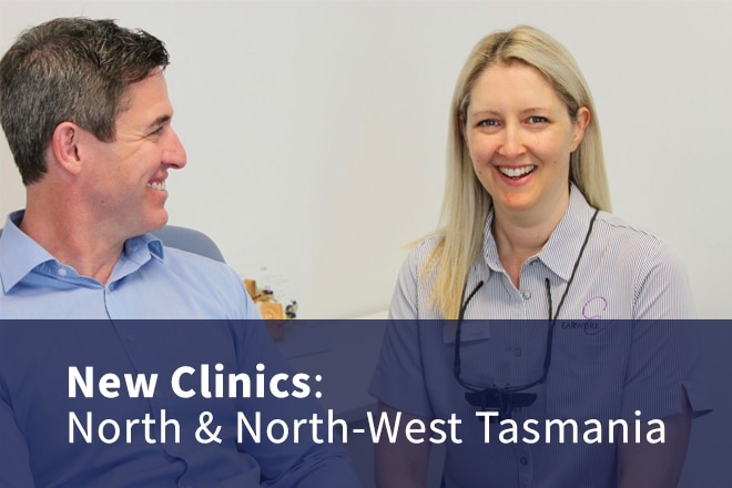 New Earworx Clinics North & North West Tasmania