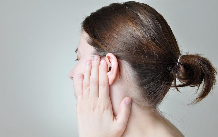 impacted ear wax ear pain