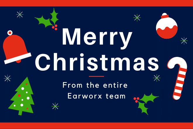 earworx Merry Christmas