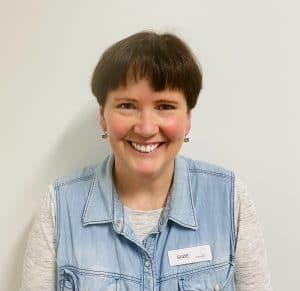 Head shot of Suzie Geraghty, Launceston nurse